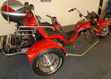 Boom ML Family 5i 1600cc Trike 2006