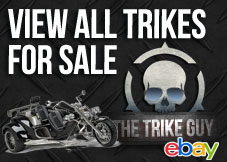 View all our current Trikes & Bikes on sale from The Trike Guy - t: 0161 339 6644 or m: 07976 069 333 ~ Phil