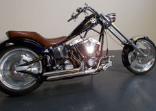 Harley Davidson Superstock Custom Chopper