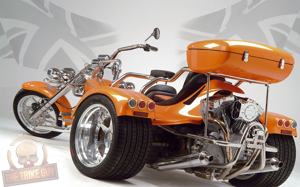 Used custom trikes sale for Used motor trike sale